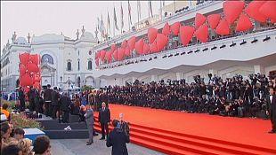 Venice announces starry Lido line-up