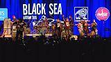 Wenig Jazz, viel Groove am Schwarzen Meer