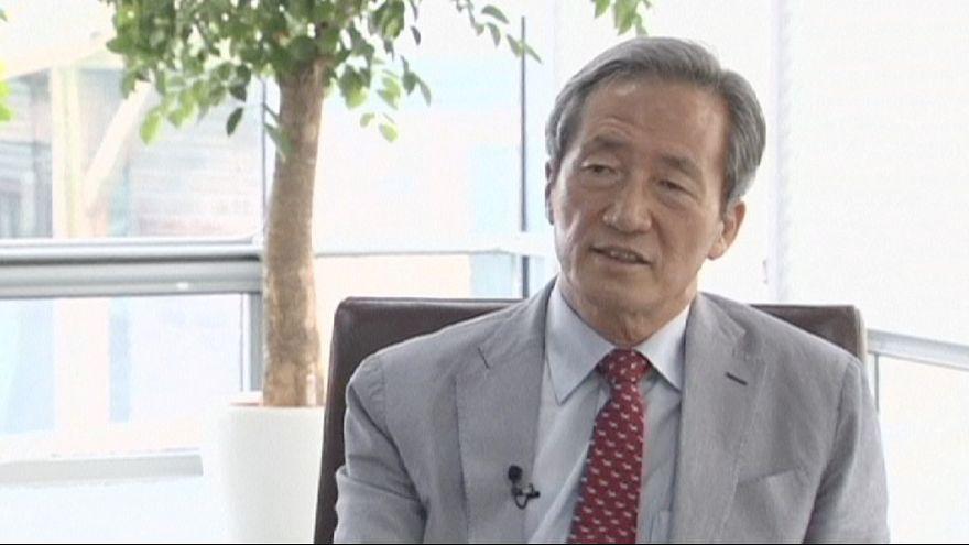 Chung Moog-Joon se cruza en el camino de Platini para el trono de Blatter