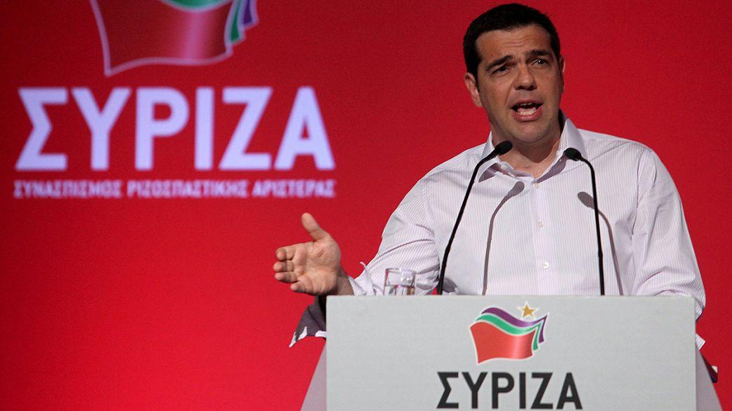 Syriza: Tsipras will internen Machtkampf beenden - Referendum vorgeschlagen