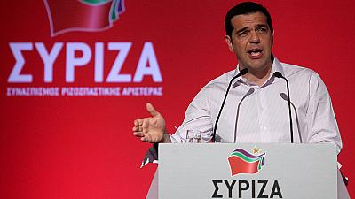 Syriza faces internal battle as Tsipras requests party vote