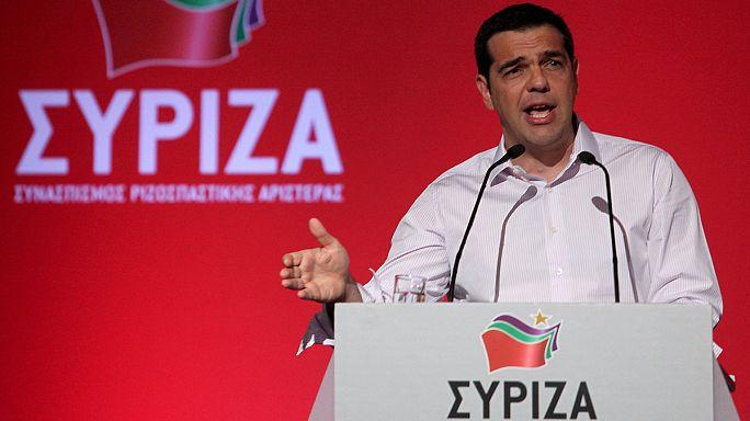 Ципрас сражается на внутрипартийном фронте