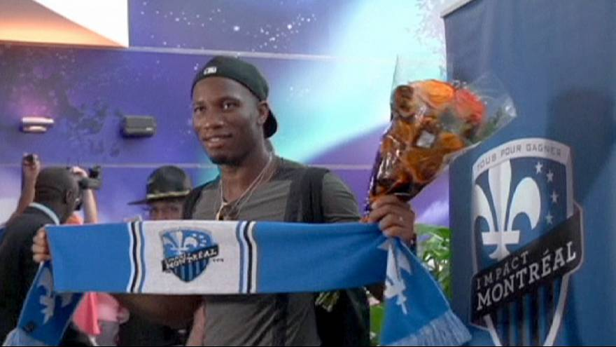Drogba makes immediate impact on Montreal arrival