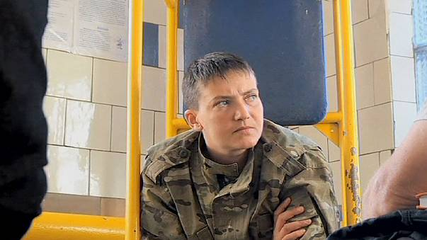 Juicio contra la piloto ucraniana Sávchenko