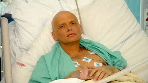 Russia 'involved' in Litvinenko death says Scotland Yard