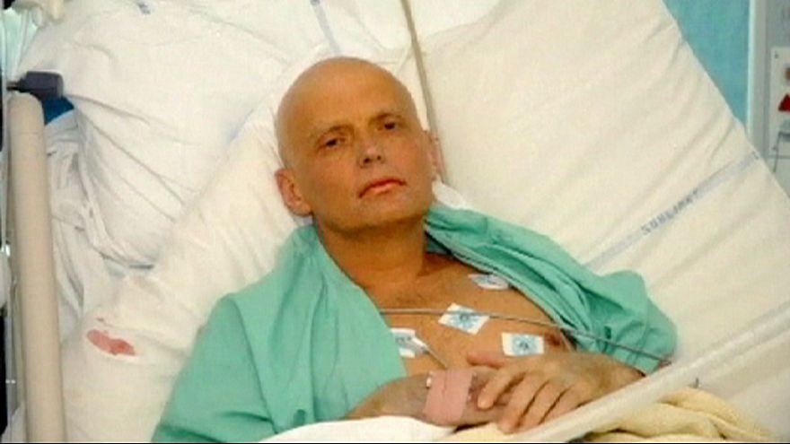 Скотланд-Ярд обвиняет власти РФ в организации убийства Литвиненко