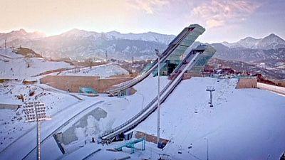 Olimpíadas: COI dividido entre Pequim e Almaty nos Jogos de Inverno de 2022