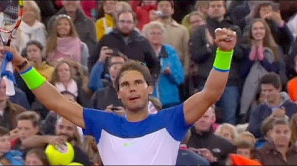 Nadal im Viertelfinale, Florian Mayer ausgeschieden