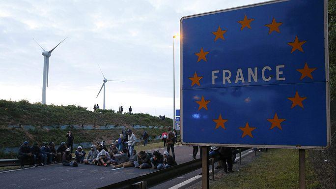 Reforço da segurança não desencoraja imigrantes no canal da Mancha