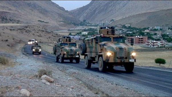 Ankara poursuit son offensive contre les séparatistes Kurdes