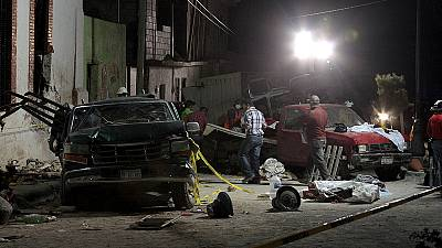At least 20 pilgrims dead after truck crashes into crowd in Mexico