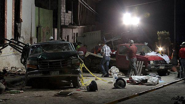 Unfall in Mexiko: LKW rast in Pilgermenge
