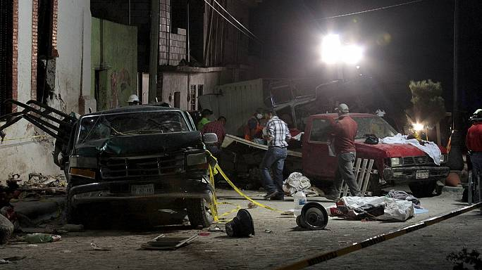 Мексика: 26 паломников погибли в ДТП