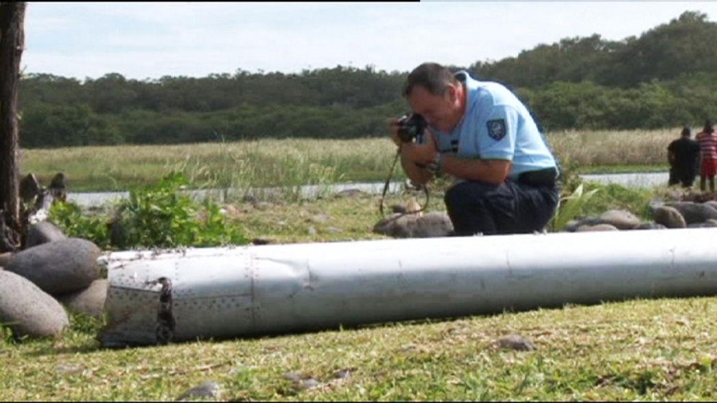 Investigadores e fragmento de avião que deu à costa na Ilha da Reunião já estão a caminho de França