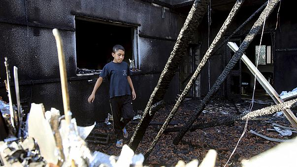 Westjordanland: Kleinkind bei mutmaßlichem Siedler-Anschlag getötet