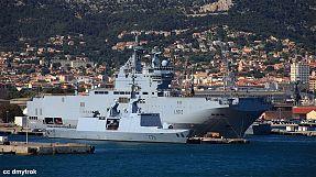Navires Mistral: la France va rembourser plus d'un milliard d'euros à la Russie