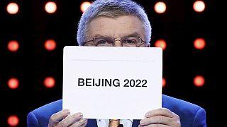 Pékin décroche l'organisation des JO d'hiver de 2022