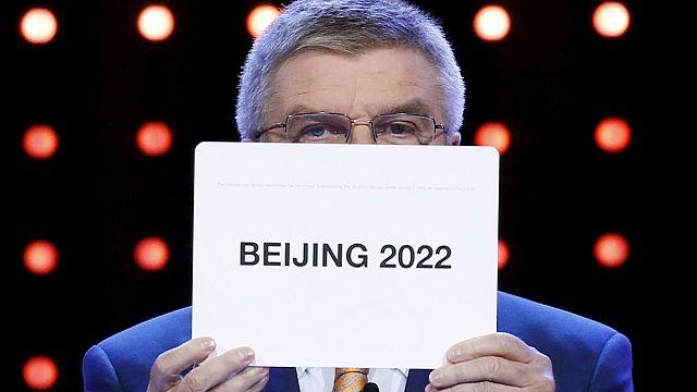 2022 Kış Olimpiyatları'nın ev sahibi: Pekin