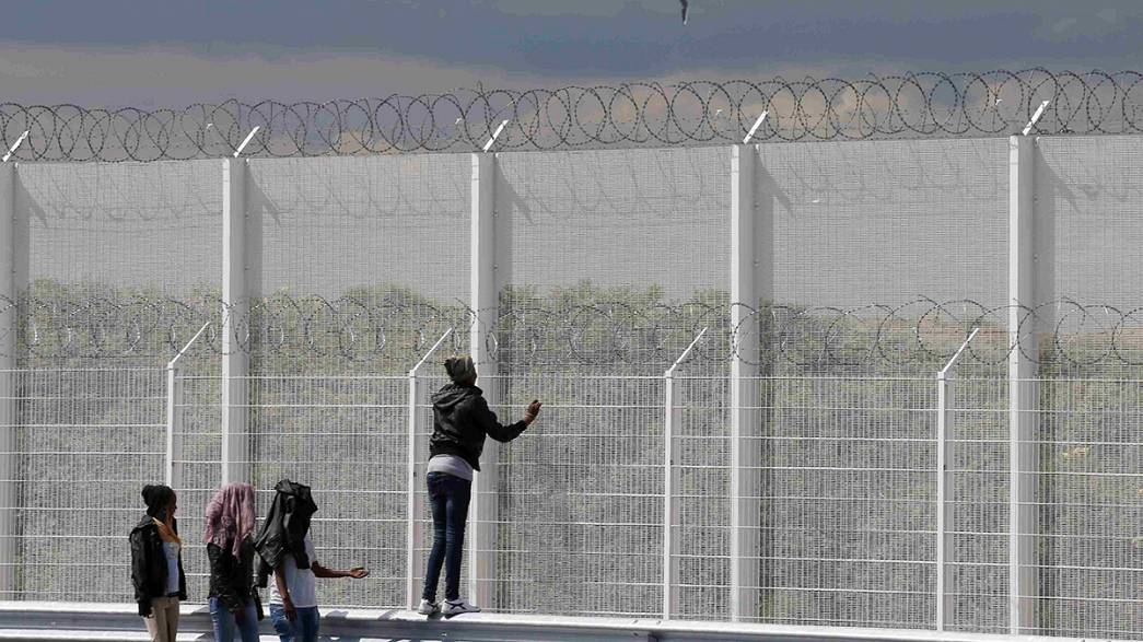 UK-France migrant crisis: Cameron pledges sniffer dogs and fencing