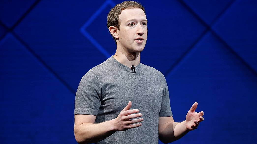 Image: Facebook holds annual F8 developers conference in San Jose, Californ