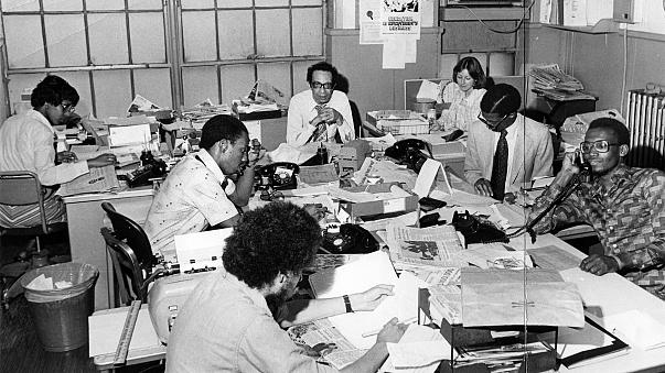 Image: Employees Of The Afro-American
