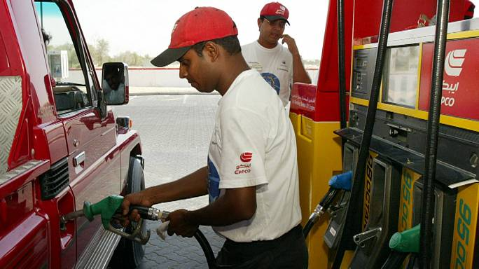 UAE petrol prices start riding high