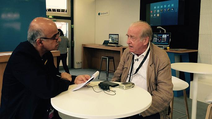 "A conversation with Michel Ciment, film critic and chief editor of French film magazine ""Positif"""