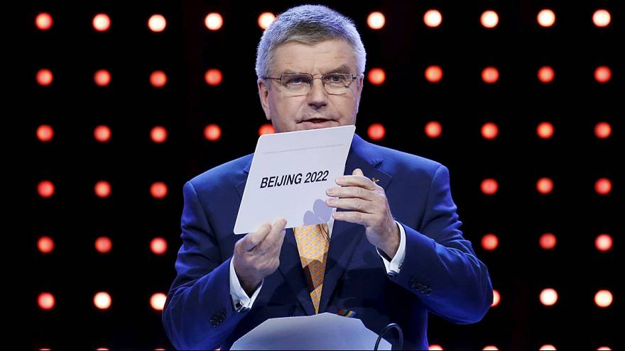 Beijing selected as 2022 Winter Olympics host