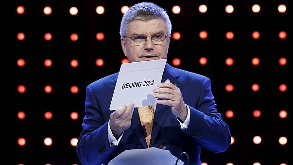 2022 Kış Olimpiyat Oyunları Pekin'in