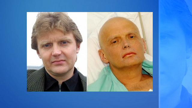 محامي بريطاني يتهم بوتين باصدار اوامر باغتيال ضابط الاستخبارات الكسندر ليتفينينكو