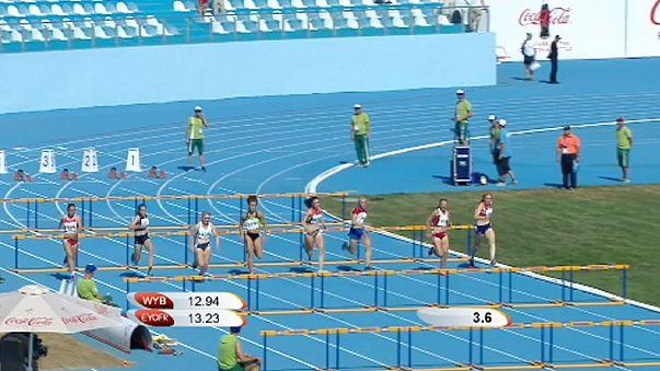 EYOF di Tbilisi: bronzo per Faidiga, nell'atletica e per la Cavagnoli nel nuoto