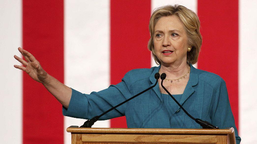 Hillary Clinton: l'embargo contro Cuba va tolto