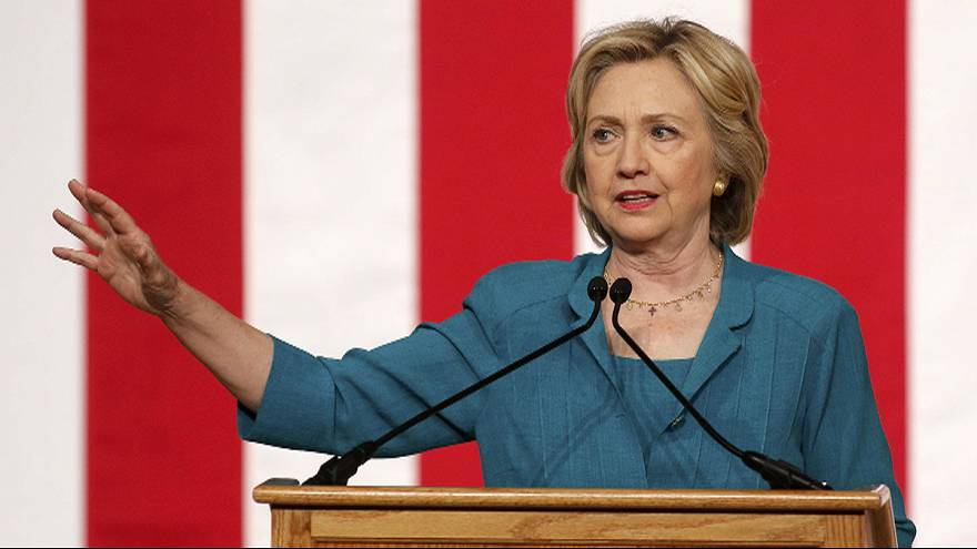 Hillary Clinton urges Congress to end US trade embargo on Cuba