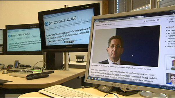 Allemagne: la justice suspend l'enquête ouverte contre Netzpolitik