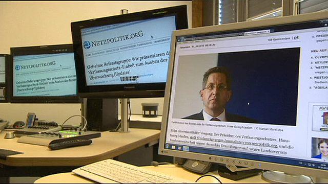 """Almanya'da gazetecilere açılan """"vatan hainliği"""" soruşturması durduruldu"""