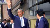 Image: JAPAN-US-DIPLOMACY-OBAMA