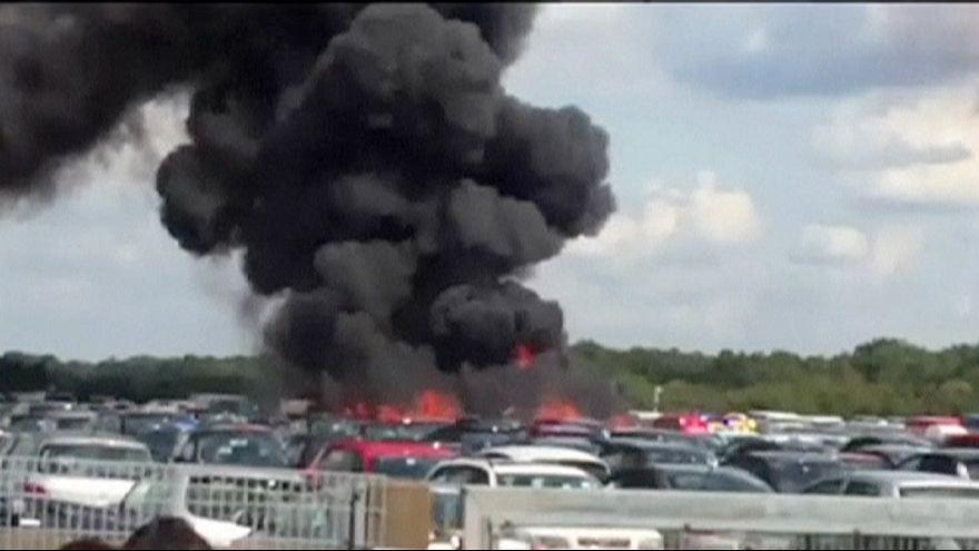 Incidente aereo, morti parenti di Bin Laden