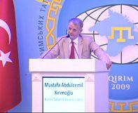 La Turquie accueille le congrès mondial des Tatars de Crimée
