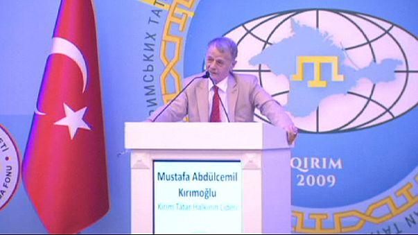 Weltkongress der Krimtataren in Ankara