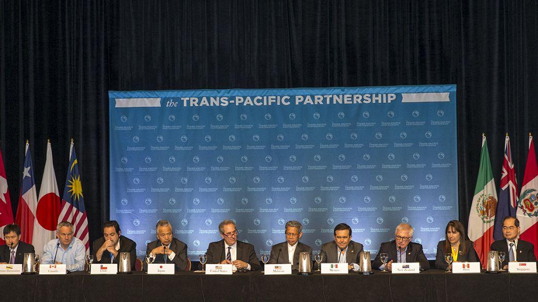 Toujours pas d'accord de libre-échange dans le Pacifique