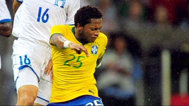 El internacional brasileño Fred da positivo por el uso de un diurético prohibido