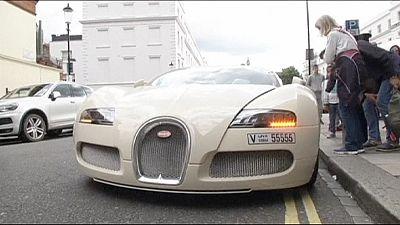 Londra: auto di lusso disturbano i residenti