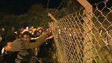 Nuevo intento de asalto masivo de inmigrantes clandestinos en el Paso de Calais