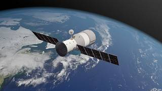 Image: Chinese Space Station Tiangong-1