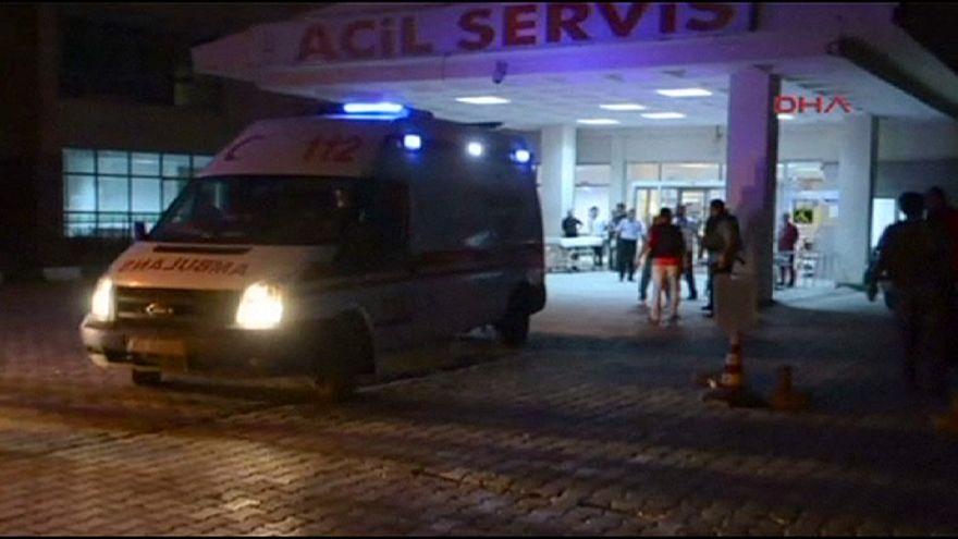 Турция: у полицейского участка взорван автомобиль с 2 тоннами тротила