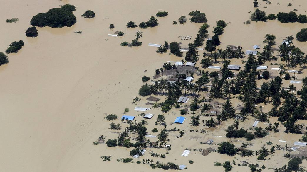 Inondazioni in Myanmar: decine di vittime, centinaia di migliaia di sfollati