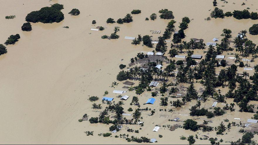 Муссонные дожди вызвали наводнения в Индии и Мьянме, есть жертвы