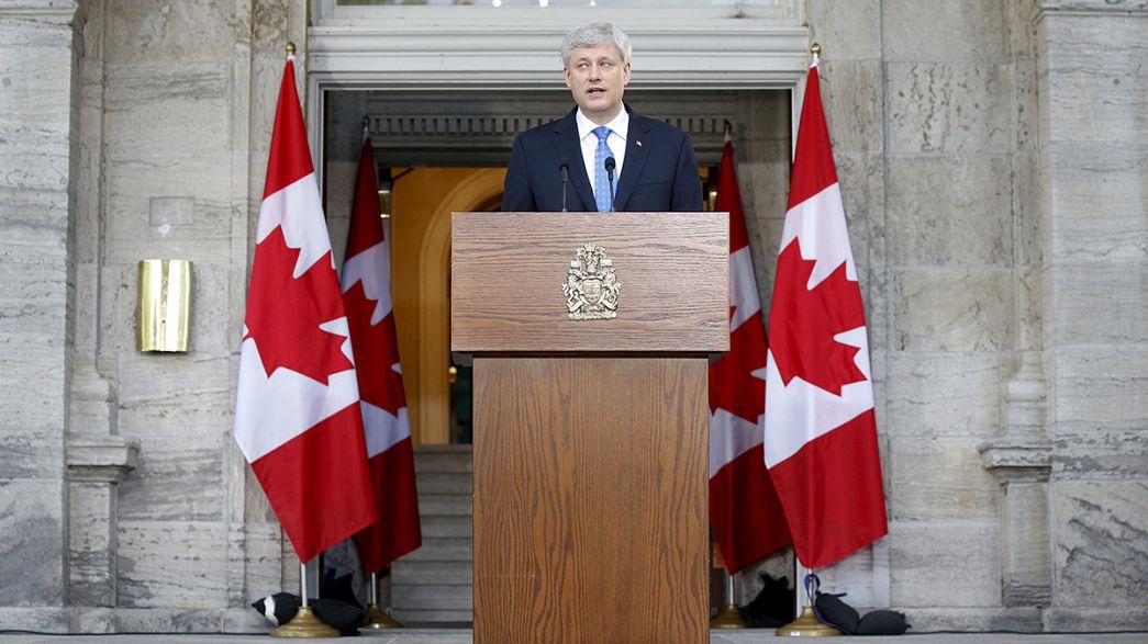 El primer ministro canadiense disuelve el Parlamento y convoca elecciones para el 19 de octubre