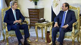 US-Egypt relations return to 'stronger base' says John Kerry