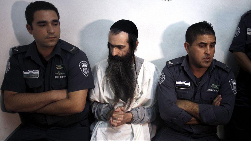 A zsidó terroristák ellen is küzd az izraeli komárny